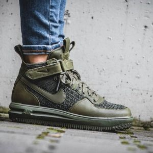 Nike Air Force flyknit workboot womens lf1  Shoes